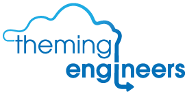 Theming Engineers Logo